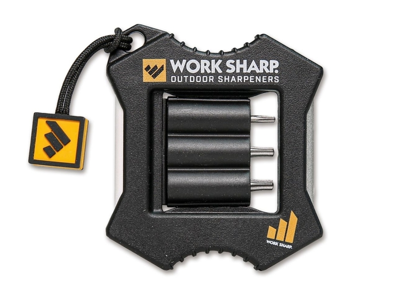 WORK SHARP MICRO SHARPENER & KNIFE TOOL 09DX158
