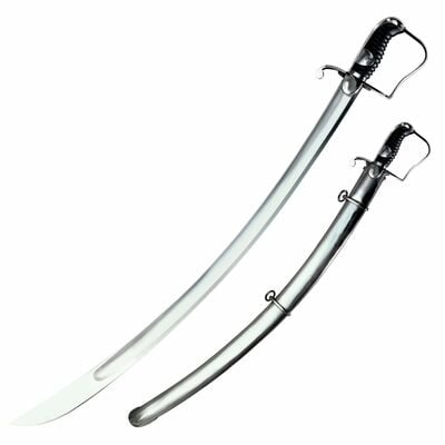 Cold Steel 1796 Light Cavalry Saber (Steel Scabbard) 88SS
