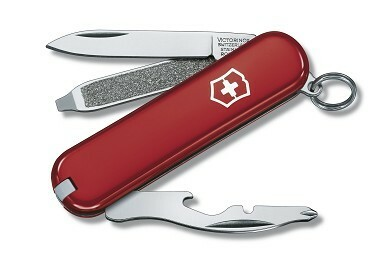 Victorinox RALLY, red 0.6163