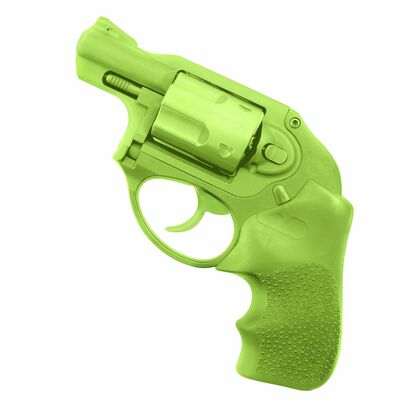 Cold Steel Ruger LCR Rubber Training Revolver 92RGRLZ