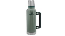 STANLEY termoska The Legendary Classic Bottle 1.9L / 2.0QT Hammertone Green - KNIFESTOCK